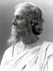 http://en.wikipedia.org/wiki/Rabindranath_Tagore